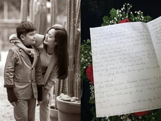Thanh Thúy đứng hình khi nhận được thư từ 'con dâu tương lai', đọc nội dung càng choáng váng hơn
