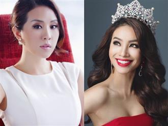 Sau thời gian gắn bó, Hoa hậu Thu Hoài đăng đàn 'đá xéo', mắng nhiếc thậm tệ Hoa hậu Phạm Hương trên trang cá nhân?