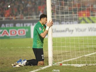 """""""Thủ thành bất bại"""" Văn Lâm của trận chung kết AFF Cup: Cứ lọt vào khung hình là đẹp tựa diễn viên chính phim thần tượng"""
