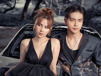 Thu Thuỷ đang mang thai vẫn tự tin khoe giọng hát cùng Kin Nguyễn để kỉ niệm 1 năm ngày cưới
