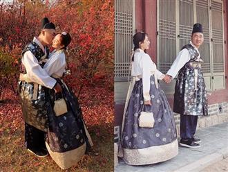 Chụp ảnh cưới lần thứ 8, Thu Trang và Tiến Luật khiến khán giả ngất ngây với những khoảnh khắc cực kỳ ngọt ngào