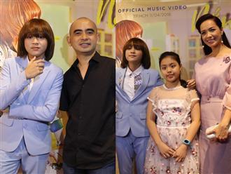 Thúy Hạnh, Đức Trí, Isaac bất ngờ hội ngộ mừng niềm vui lớn của Quán quân Vietnam Idol Kids Thiên Khôi