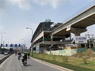 Tiến độ tuyến metro số 2 Bến Thành - Tham Lương hiện giờ ra sao?