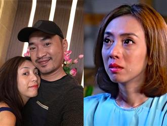 Kỷ niệm 7 năm ngày cưới, Tiến Luật khiến Thu Trang 'khóc ròng' vì hành động siêu ngọt ngào này