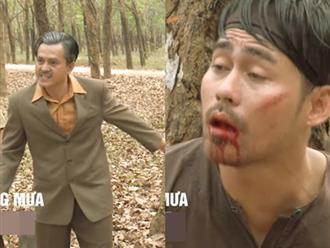Preview 'Tiếng sét trong mưa' tập 41: Cha con tương tàn, Khải Duy đánh Hải máu me bê bết