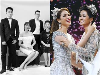 Lộ tin nhắn của H'Hen Niê gửi đến thành viên ban giám khảo Hoa hậu Hoàn vũ Việt Nam 2017