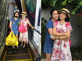Tin vui: Mai Phương đã có thể đi siêu thị mua sắm và dạo chơi, đến nhà Ốc Thanh Vân ăn cơm