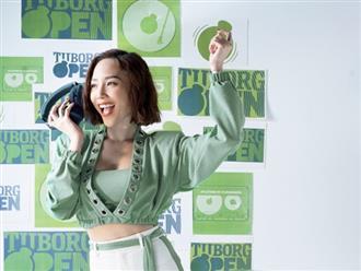 Tóc Tiên kết hợp cùng nghệ sĩ quốc tế trong dự án âm nhạc mới