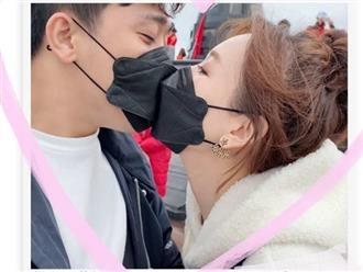 'Mất máu' với clip Trấn Thành - Hari Won hôn qua lớp khẩu trang, lầy lội nhưng quá ngọt ngào