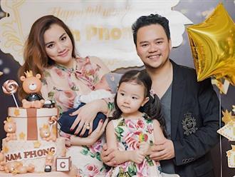 Trang Nhung lần đầu tiên khoe ảnh cận mặt con trai thứ 2 vào ngày đặc biệt