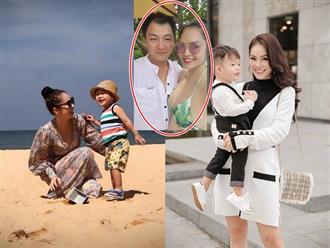 'Trắng tay' sau ly hôn, đây là cách Dương Cẩm Lynh cư xử với chồng cũ và bố mẹ chồng