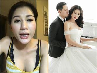 Trang Trần khiến nhiều người 'ngượng chín mặt' khi tâm sự chuyện chăn gối nhạy cảm với chồng Việt kiều