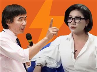 """Trang Trần livestream tố TS. Lê Thẩm Dương 5 lần 7 lượt """"cà khịa"""", nói mình ngu"""