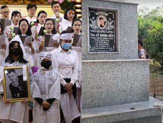 Tro cốt ca sĩ Vân Quang Long đã về đến Việt Nam, ngày an táng được hé lộ