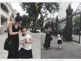 Trước nghi án tan vỡ với ông bầu Quang Huy, Phạm Quỳnh Anh được bố chồng 'cứu nguy'