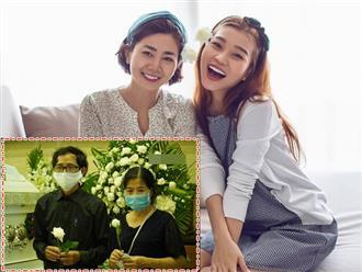 Trương Bảo Như nói về ba ruột Mai Phương trong suốt nhiều tháng con bệnh