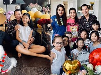 Sau 5 năm ly hôn, Trương Ngọc Ánh và Trần Bảo Sơn 'tái hợp', cùng làm điều ý nghĩa cho con gái