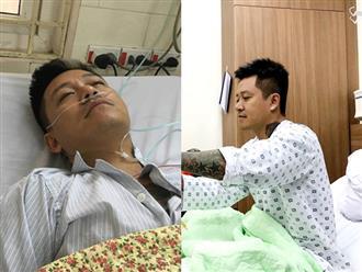 Tuấn Hưng bất ngờ nhập viện, sao Việt lập tức vào động viên