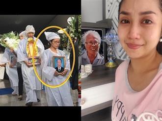 Từng ăn cơm chan nước mắt ngày Tết vì bố mất, Ốc Thanh Vân nhắn nhủ: 'Còn cha mẹ, hãy bên họ vào ngày Tết'