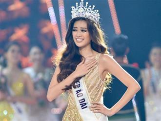 Tuổi thơ bị xâm hại tình dục ít ai biết của tân Hoa hậu Hoàn vũ Khánh Vân