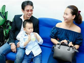 U80 Đức Huy tiết lộ cuộc sống và chuyện sinh con với vợ kém 44 tuổi