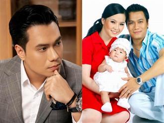 Việt Anh lên tiếng việc bị vợ cũ tố vô trách nhiệm, mang con ra để đánh bóng tên tuổi