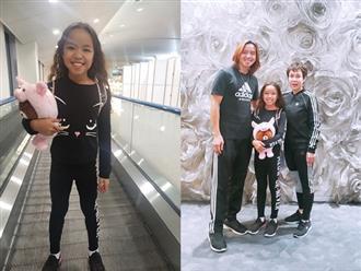 Việt Hương chia sẻ việc làm thiện nguyện ý nghĩa cùng con gái khi cô bé từ Mỹ về Việt Nam nghỉ hè