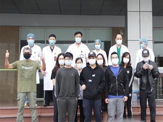 Việt Nam chỉ còn 11 bệnh nhân nhiễm Covid-19 đang điều trị