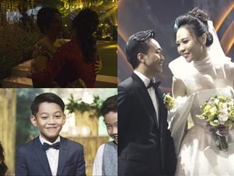 Sau 2 tháng kết hôn, vợ chồng Cường Đô la tung clip cưới gần 3 phút, 2 bà sui và Subeo lại thành tâm điểm