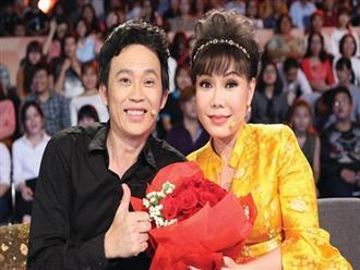 """""""Vợ chồng tin đồn"""" Hoài Linh - Việt Hương vì sao lâu không xuất hiện cùng nhau?"""