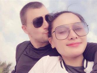 Vợ cũ MC Thành Trung nói gì về tình yêu mới bên bạn trai Tây?