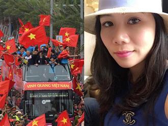 Vợ đại gia Chu Đăng Khoa tặng nhẫn kim cương cho các cầu thủ U23 Việt Nam