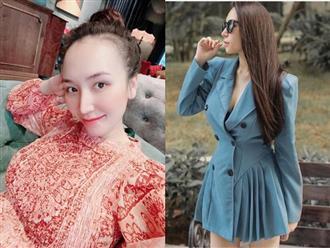 Vợ Khắc Việt khoe vóc dáng thon gọn, quyến rũ dù đang mang thai đôi ở tháng thứ 6