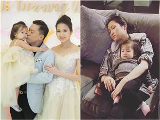Bị bệnh, vợ Lam Trường chỉ mong luôn khỏe mạnh để 'chăm con, phụ chồng và báo hiếu cha mẹ'