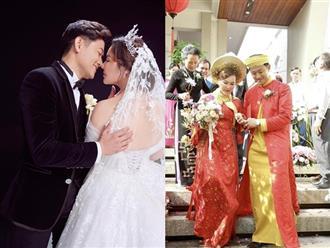Vợ tổng giám đốc khoe ảnh cưới bên Quý Bình, chỉ một điểm đủ chứng minh độ giàu có 'khủng'