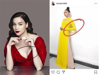 Vóc dáng chuẩn là thế, nhưng Tóc Tiên vẫn bị 'bắt lỗi' photoshop quá đà bộ phận này