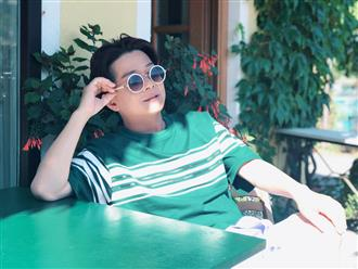 """Vũ Hà: """"Đàm Vĩnh Hưng cấm tôi giải nghệ, không có tôi showbiz Việt mất vui"""""""