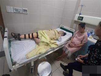 Vụ thai phụ 32 tuần mất con trong tai nạn ở Hà Nội: Gia đình chưa cho người mẹ biết chuyện