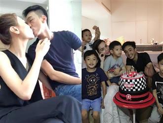Vừa cùng Hà Hồ tổ chức sinh nhật cho Subeo, Cường Đô la làm ngay điều đặc biệt này cho tình mới