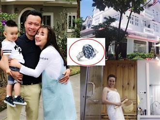 Vy Oanh hết hồn khi người giúp việc tậu kim cương để cưới vợ cho con