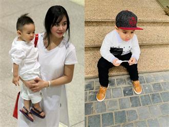 Vy Oanh phẫn nộ khi con trai bị nói xấu: 'Đụng đến con thì có bán mạng mẹ cũng làm hết'