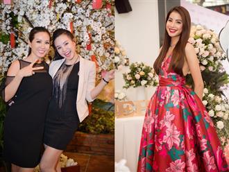 Đấu tố Hoa hậu Thu Hoài khi công khai bênh vực Minh Tuyết, Vy Oanh vô tình nhắc lại câu chuyện hoa hậu Phạm Hương bị tạt sơn