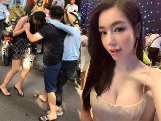 Xem xong clip vợ đánh ghen ở phố Lý Nam Đế, Elly Trần cảm thấy lo cho cô bồ nhí
