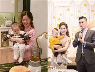 Xót xa cuộc sống của vợ cũ Việt Anh sau 1 tháng ly hôn, sụt cân đến mức không nhận ra chính mình