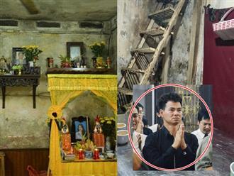 Đến thăm nhà, Xuân Bắc đau lòng chứng kiến gia cảnh đáng thương của đồng nghiệp tử vong tại hầm Kim Liên