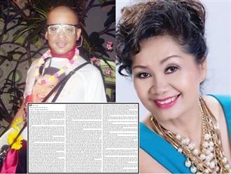 NS Xuân Hương tiết lộ Thanh Bạch từng cạo đầu dằn mặt vợ, hai bên bị nghi bắt tay làm 'hợp đồng hôn nhân'