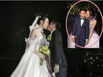 Xúc động với dòng chia sẻ đầu tiên của Cường Đô la và Đàm Thu Trang sau đám cưới