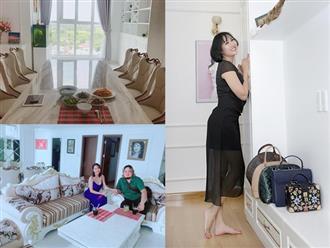 Xuýt xoa ngắm căn hộ tiền tỷ, siêu sang trọng mới tậu của Phi Thanh Vân tại quận 7
