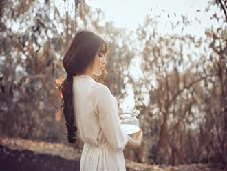 Đàn bà đủ yêu thì giữ, đủ buồn thì buông