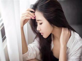 Khi người đàn ông không còn thấy xót xa lúc người phụ nữ của mình khóc